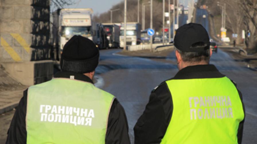 26 кг хероин за 2,3 млн. лв. открит на ГКПП-Малко Търново