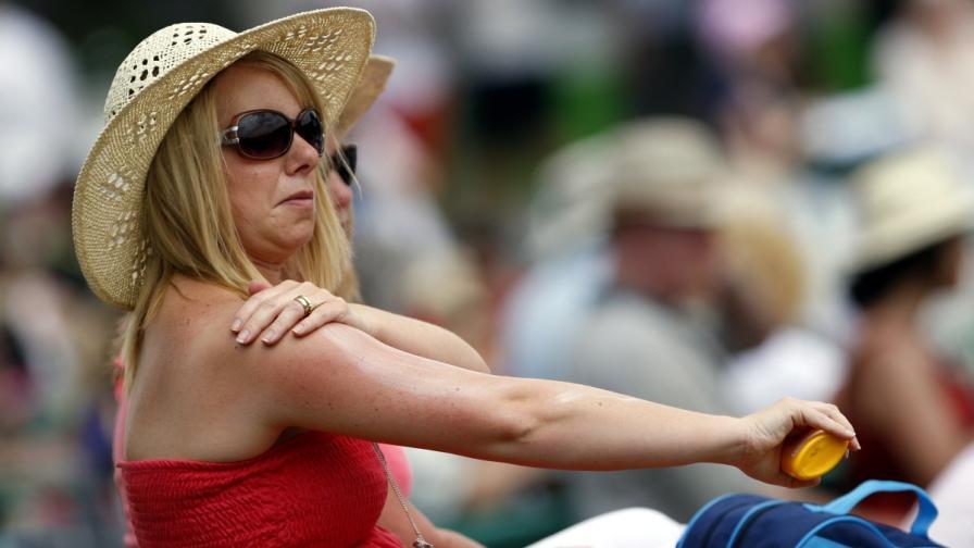 Слънцезащитните продукти забавят стареенето на кожата