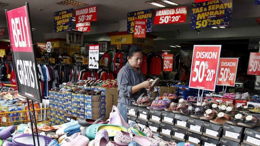 Удоволствието от шопинга е по-голямо отколкото от секса