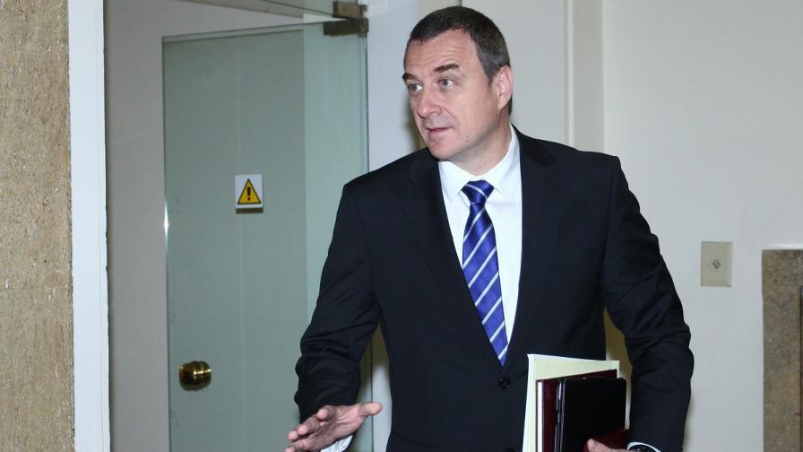 Цветлин Йовчев: Не се привързвам към кабинети