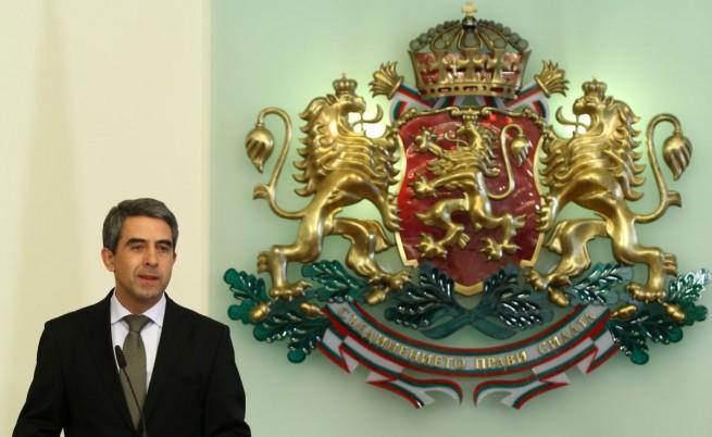 Плевнелиев: Незабавно отменете избора на Пеевски!