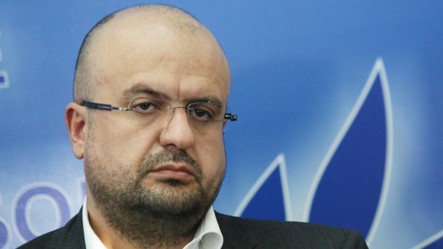 Заместник-председателят на ДПС Камен Костадинов
