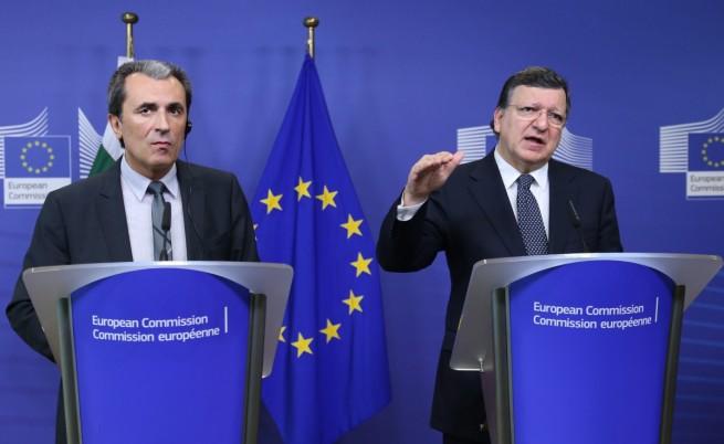 Барозу посъветва Орешарски да консултира назначенията