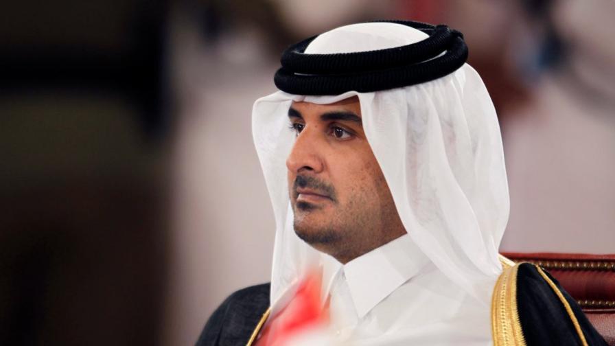 Новият емир на Катар
