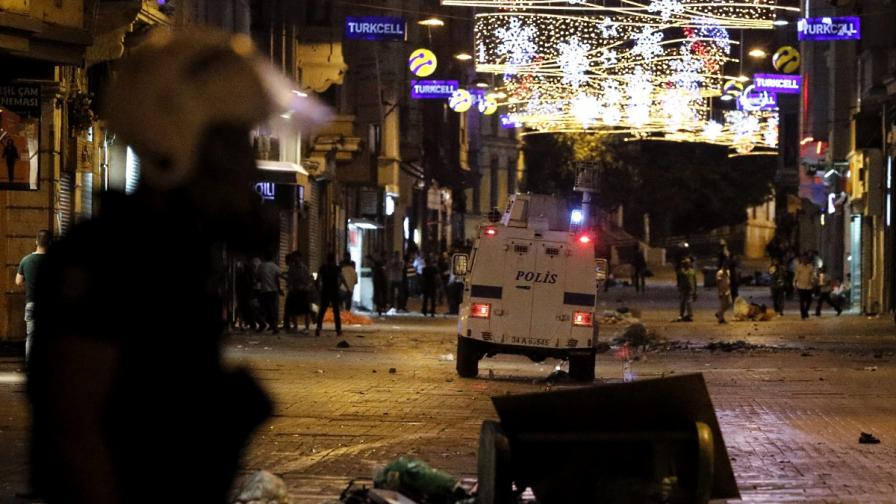Протестите в Истанбул нанесли щети за 40 млн. евро