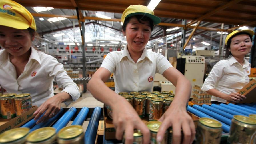 Китайски фирми искат хранителни стоки от България
