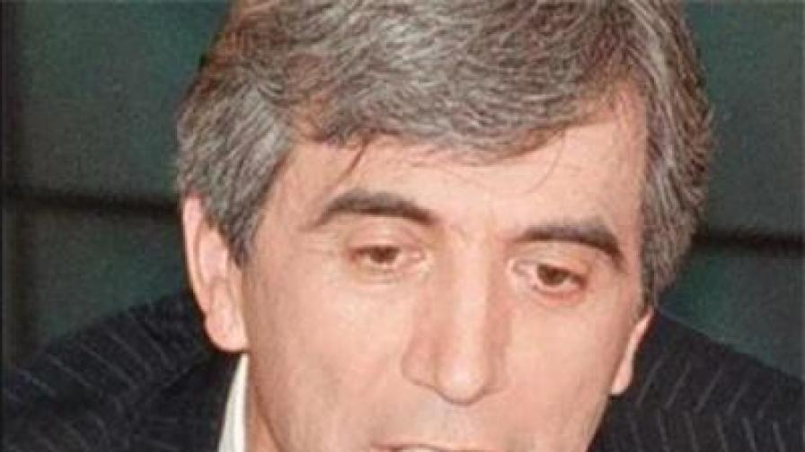 Слух за смъртта на Стоян Ганев