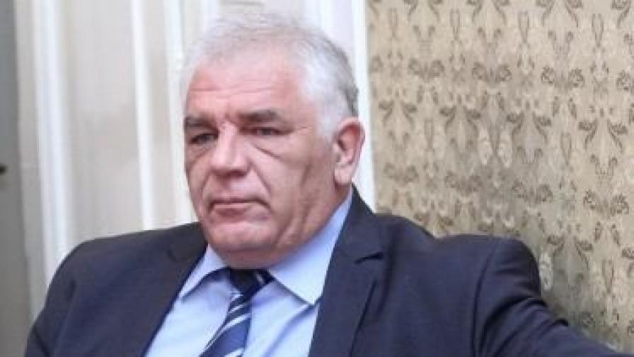 """Уволнен е шефът на """"Митници"""" Ваньо Танов"""