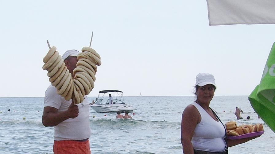 Как да внимаваме с храната по морето