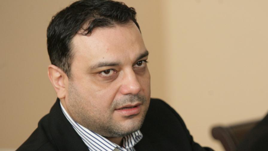 Ивайло Московски е подал оставка като депутат