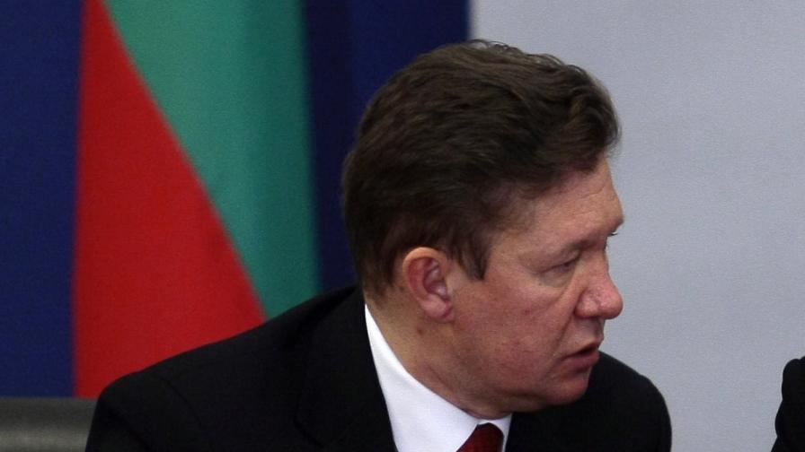 """Стойнев: Без държавни гаранции за """"Южен поток"""""""