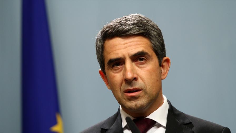 Плевнелиев: Не трябва да се бърза с искания на ВНС