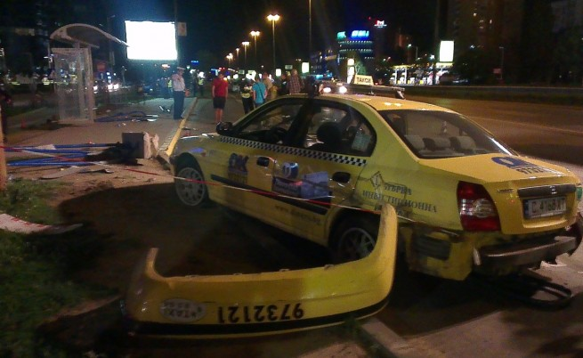 Повдигнато е обвинение на шофьора за катастрофата на Цариградско