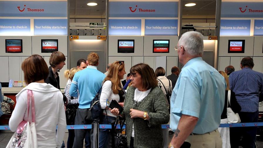Тайнствена жена живее вече 10 дни на летище