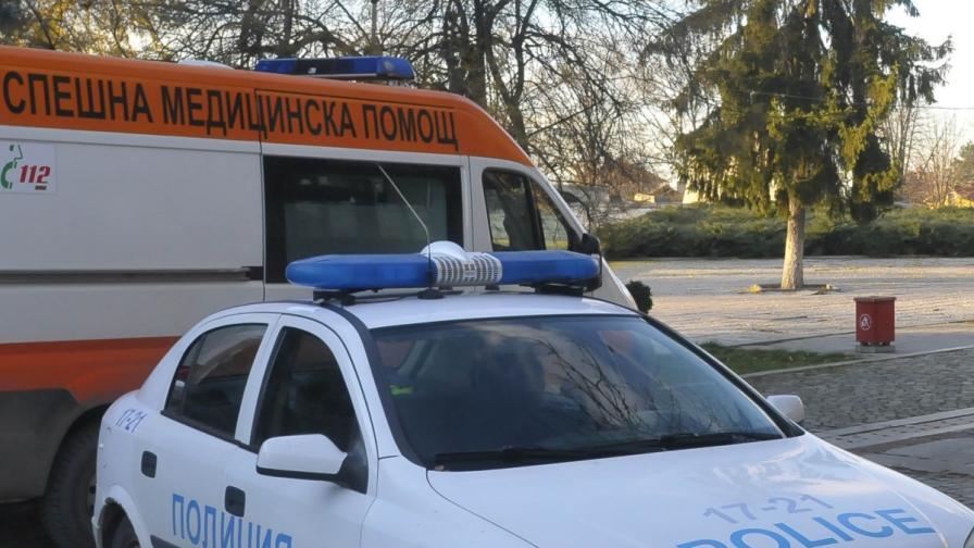 София: Намериха жена, убита с четири ножа в гърба