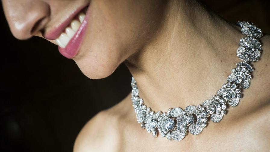 Най-скъпите диамантени огърлици в света