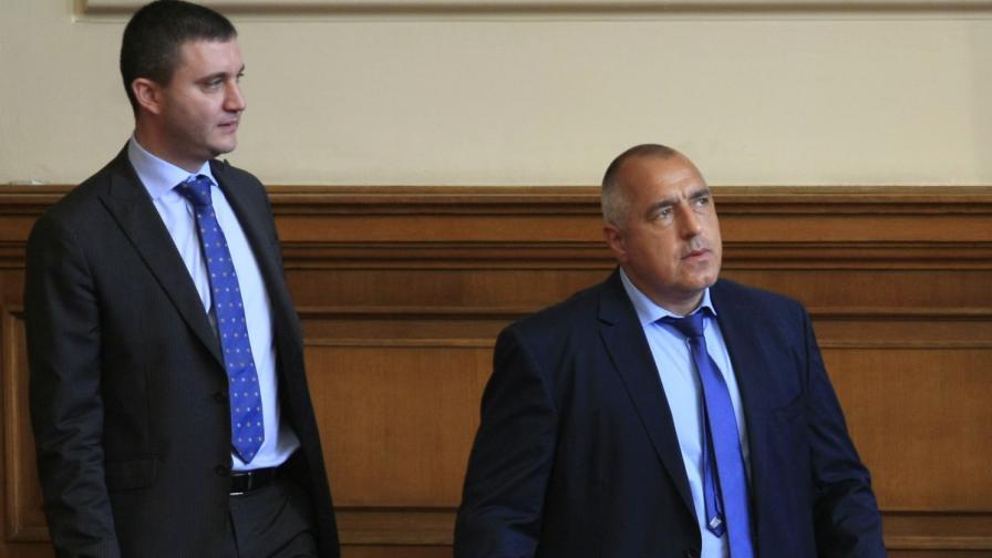 ГЕРБ и БСП спорят за приходите в бюджета при актуализацията му
