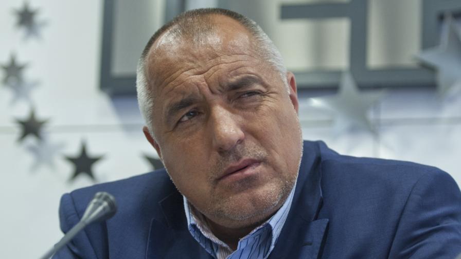 """""""168 часа"""": Борисов започва чистка в ГЕРБ"""