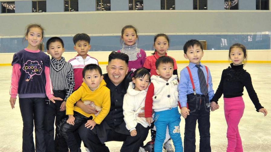 КНДР пропищя от... китайски туристи