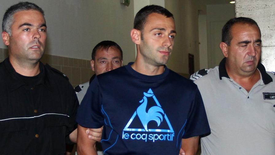 Балджийски остава в ареста
