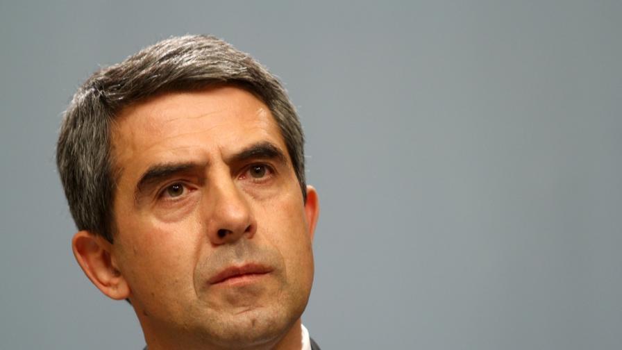 Президентът за вечерята-ифтар в Пловдив