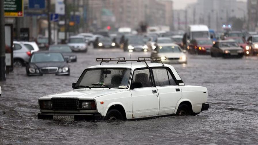 Големи наводнения в  Далечния изток на Русия