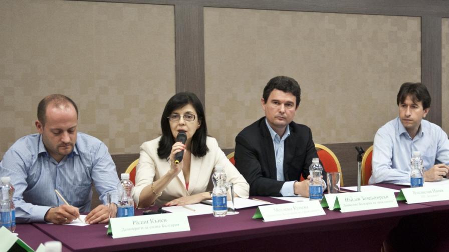 """""""Синьо единство"""" предлага Реформаторският блок да се управлява ротационно"""