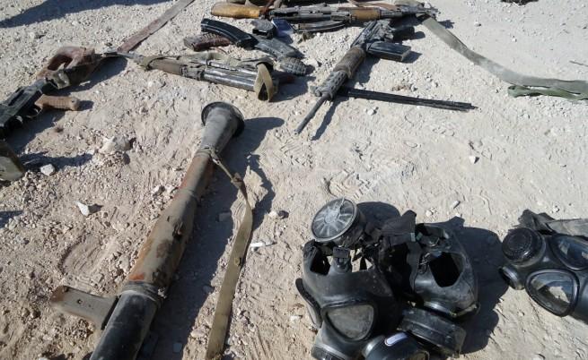 Сигнали за нова голяма атака с отровен газ в Сирия