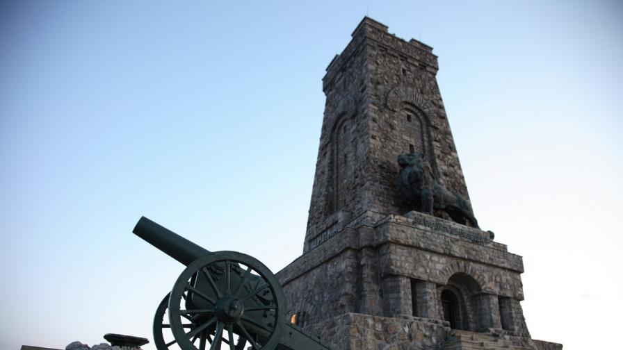 МВР отново ще охранява паметника на Шипка