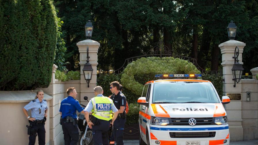 Откриха мъртъв шеф на застрахователна компания в Женева