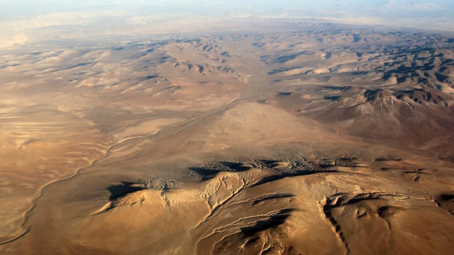 Пустинята Атакама, едно от най-сухите места в света