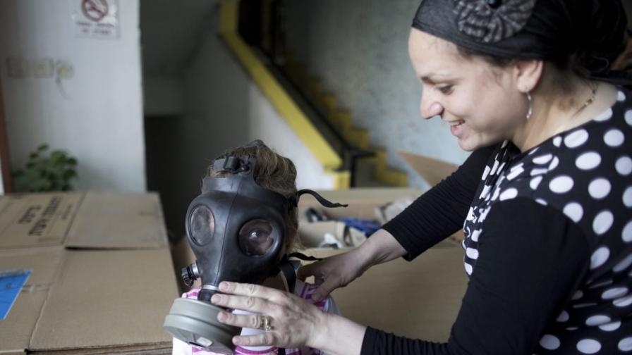 В Израел раздават противогази заради ситуацията в Сирия