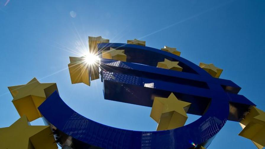 Рязък спад на заемите за бизнеса в еврозоната