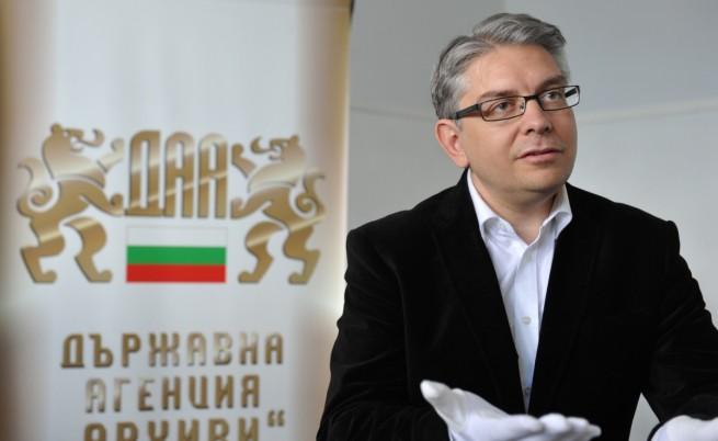 Иванов: След 20 г. в Архива ще мога да се запозная с мотивите за смяната ми