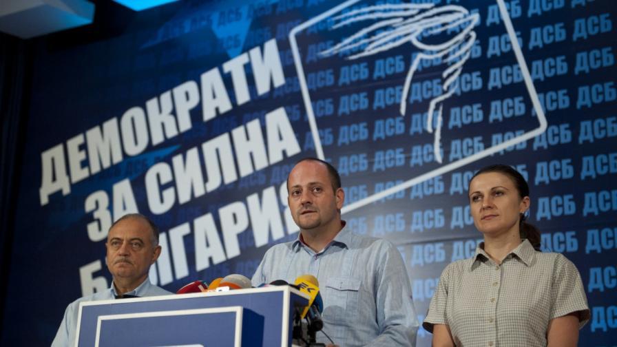 ДСБ: Хора от Държавна сигурност на ключови позиции