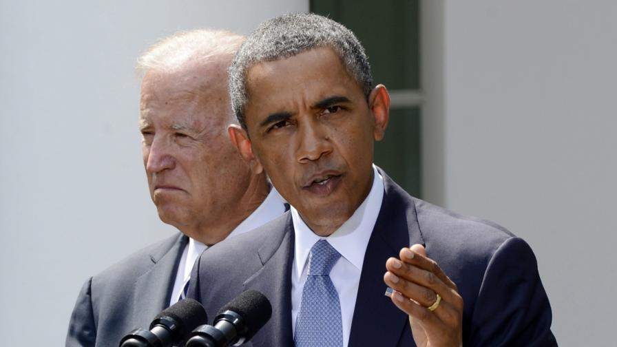 Обама очаква подкрепа от Конгреса за удари срещу Сирия
