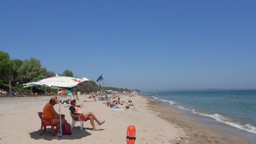 Най-много глоби по плажовете заради липса на спасители