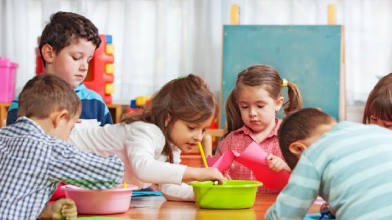 дете деца детска градина