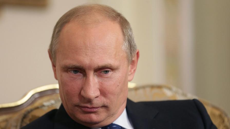 Путин: Русия може да одобри военен удар срещу Сирия