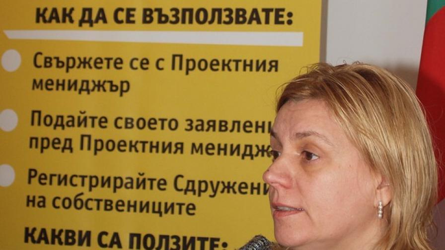 """Терзиева: Не сме спрели да работим за подготовката на """"Хемус"""""""