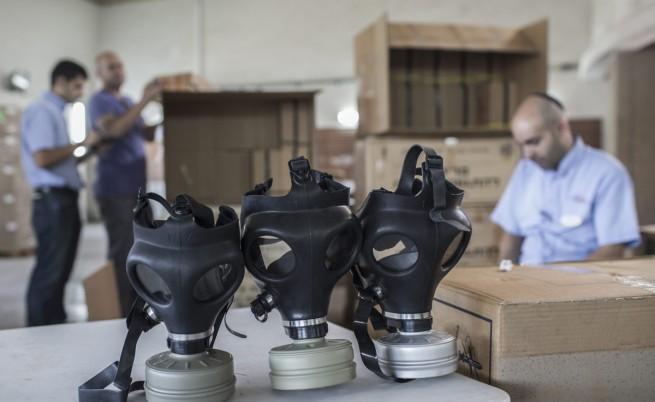 САЩ получи плана за химическите оръжия на Дамаск, изготвен от Русия