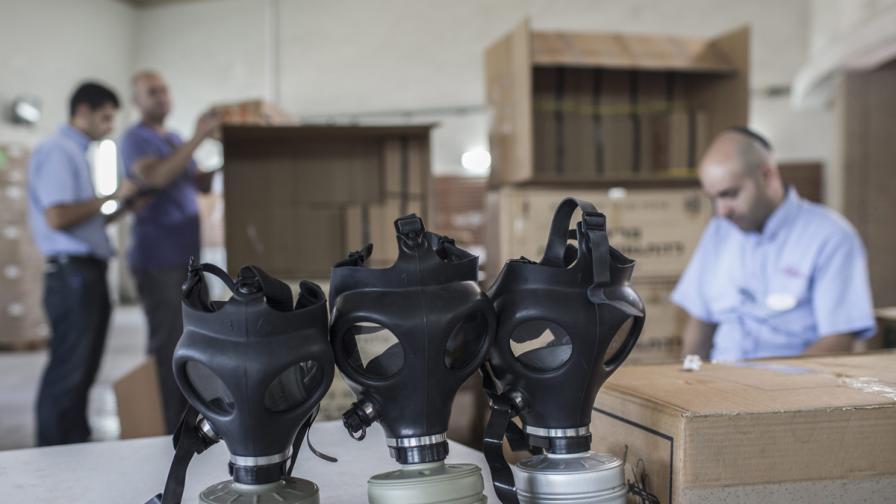 ОЗХО: Сирия е имала програма за прозиводство на рицин