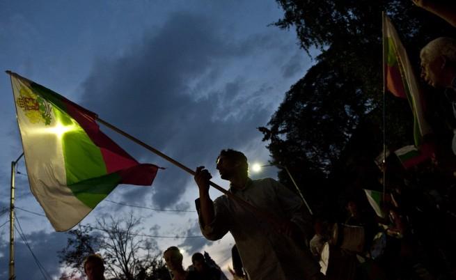 104-и ден протести срешу правителството на Орешарски