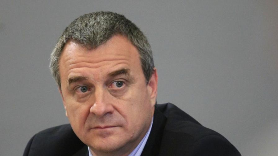 Йовчев: Информацията за Бисеров дойде от чужбина