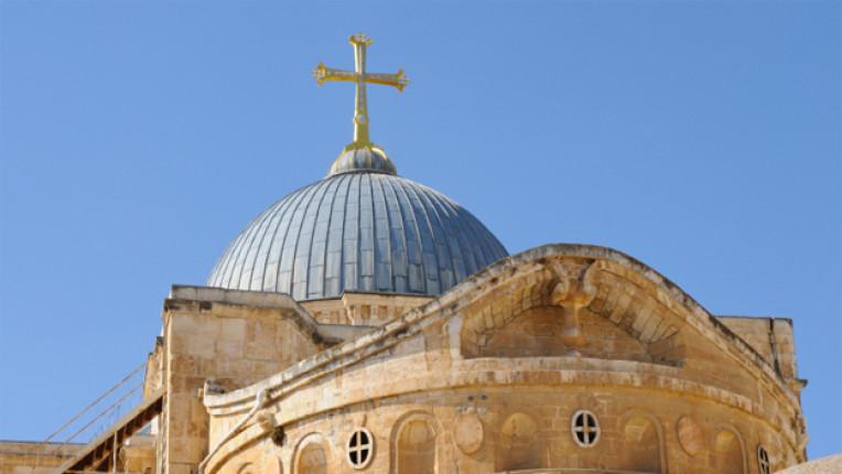 кръст църква