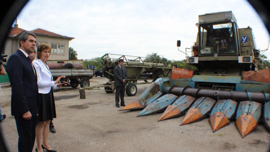 Плевнелиев: Не съм се отказал да работя с правителството