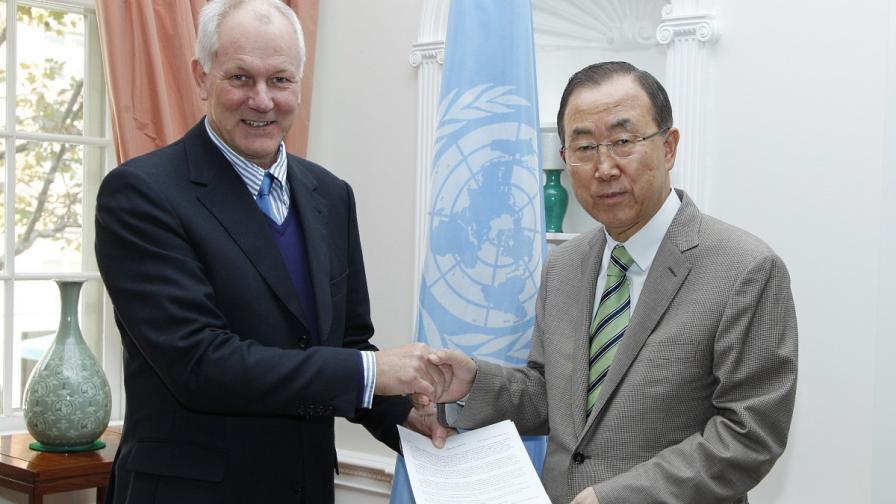 Снимка издаде доклада на ООН за Сирия – използван е зарин