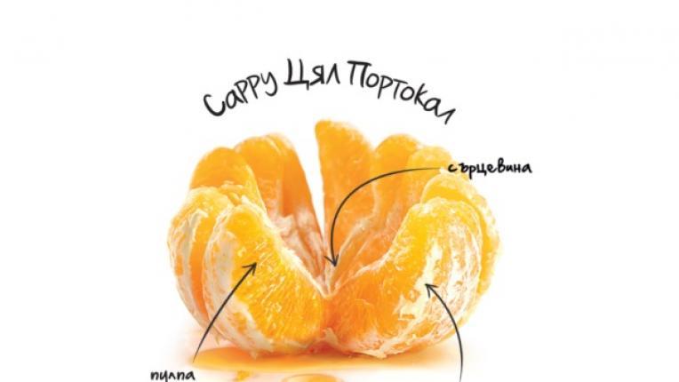 Cappy натурален сок портокал