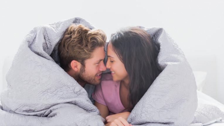 любов любовници легло интимност