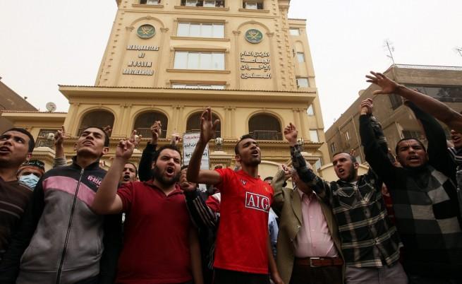 Египетски съд забрани групировката